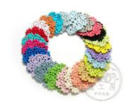 crochet手工钩针棉线心形挂饰吊饰<a href='http://dragontodesign.taobao.com/' target='_blank'>http://dragontodesign.taobao.com/</a>