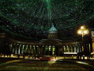 数据和建筑物结合的想象,惊叹