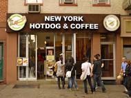 阿北纽约店面