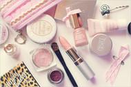 粉色的诱惑—化妆mm