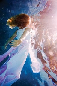 elena kalis水下摄影系列