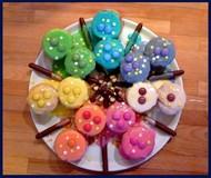 26张唯美的彩色图片~不同的颜色不同的心情让我想起了七龙珠!你呢?想起什么了吗?