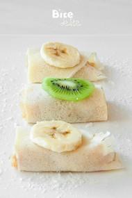 ☺☺☺自己觉的香蕉换成草莓会更有食欲☺☺☺