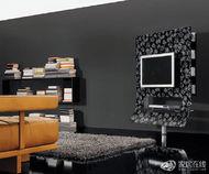 小身材大容量 20款欧洲简约电视背景墙 家居在线
