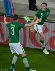 爱尔兰13克罗地亚
