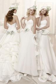 长摆白色婚纱不变的经典2