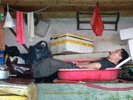中国睡姿  纪实摄影