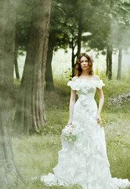 日系创意婚纱照创意创意婚纱照Cli'O mariage梦幻写真7