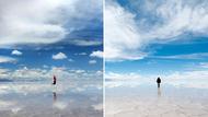 乌尤尼盐沼——天空之境