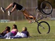 骑行乐趣:果然高手在民间啊。