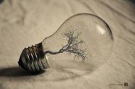 观念摄影:小灯泡 大世界2