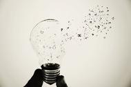 观念摄影:小灯泡 大世界4
