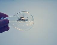 观念摄影:小灯泡 大世界6