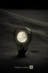观念摄影:小灯泡 大世界 16
