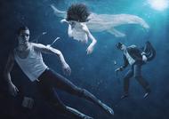阿根廷摄影师工作室FL ATELIER拍摄的一组水下的新娘4