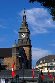 德国人到底有多重视时间?看看他们的建筑吧!2