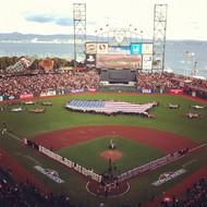 10月26日,世界职业棒球大赛的总决赛开战,冠军的争夺将在旧金山巨人队和底特律老虎队之间进行。  纪实摄影:Instagram 2012年10大照片