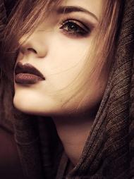 Anni Suvi优秀美女肖像摄影欣赏
