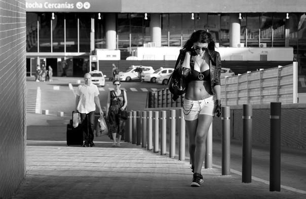 旅游行摄:马德里的黑白疯狂 Alejandro Marcos
