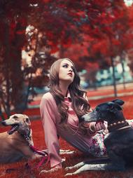 西班牙摄影师Rebeca Saray Gude时尚摄影作品
