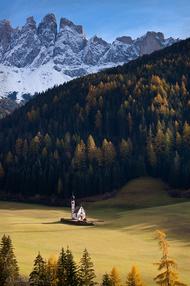 《This Way Up》,拍摄于意大利波尔扎诺自治省,来自斯洛文尼亚风景摄影师Phrasikleia Epoiesen