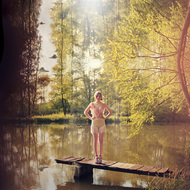 法国年仅19岁摄影师Alexandra Sophie人像摄影