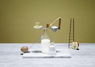 A Balanced Diet.摄影Karsten Wegenerto