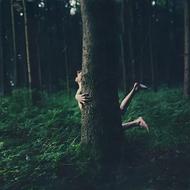 让人毛骨悚然的人像攝影 — Manuel Estheim