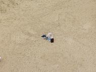 On the beach 美国摄影师Richard Misrach